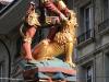 Bern. Simsonbrunnen
