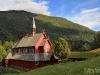 нова церква Боргунд