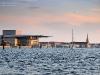 Копенгаген з води