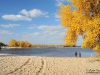 Осінь на Дніпрі