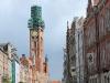 Gdańsk. Ratusz Głównego Miasta
