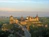 Кам'янецька фортеця на світанку