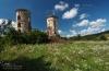 Залишки Червоногрудського замку