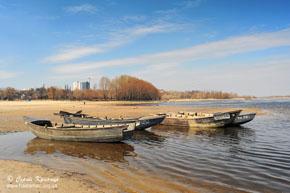 Дніпровська весна
