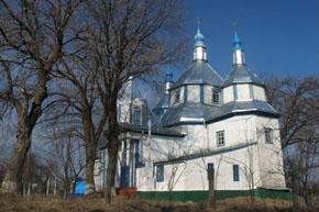 Кірове. Преображенська церква