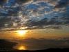 Схід сонця на Ай-Петрі