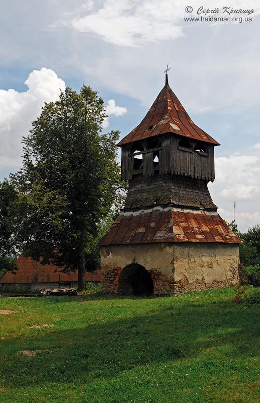 дзвіниця Михайлівського костелу