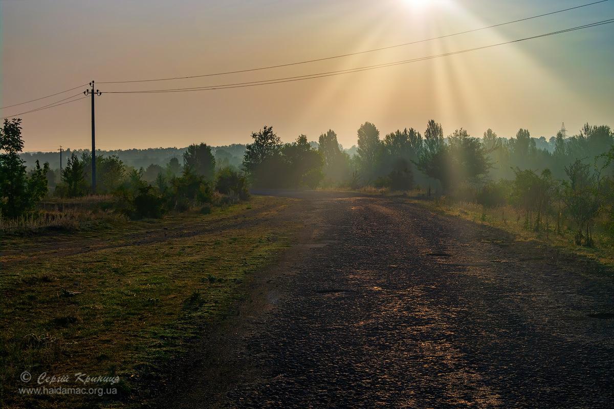 Дорога Гнатків-Стіна
