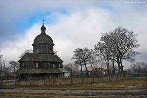 Драбівці. Троїцька церква