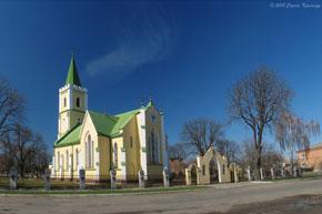 Городище. Православна готика