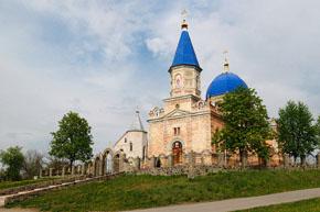 Роги-Поташ. Монастир та корчма