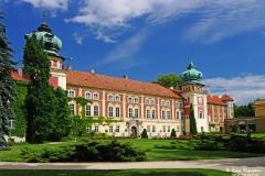 Lancut castle, Subcarpathian Voivodeship, Poland